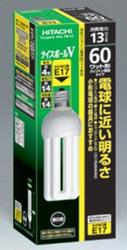 【クリックで詳細表示】【在庫限り】 EFD15EN/13A・E17 電球形蛍光ランプ ナイスボールV 電球60Wタイプ D15形