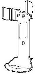 エアコン用リモコンホルダー SP-RH3