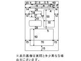CJ2880S(ラベルシール/MD用/インクジェットプリンタ専用/光沢紙/ハガキサイズ/10枚入)