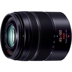 LUMIX G Vario 45-150mm F4-5.6 ASPH. MEGA O.I.S. (H-FS45150-K) (ブラック) (μ4/3)