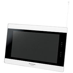 10V型 地上デジタル対応 防水ポータブルテレビ SV-ME7000-W ピュアホワイト    [防水対応]