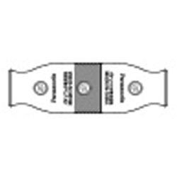 ベター小型キャップ (15A・125V) WH4515B ブラック