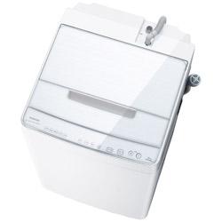 TOSHIBA(東芝) 全自動洗濯機 ZABOON(ザブーン) グランホワイト AW-10SD9BK-W [洗濯10.0kg /乾燥機能無 /上開き]