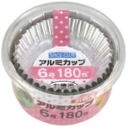 SCお徳用カップ6号 180P 62451