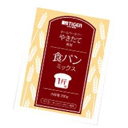 TIGER(タイガー) KBC-MX10-W ホワイト タイガーホームベーカリー専用食パンミックス(1斤用×5袋入)