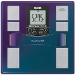 BC-310BL オーロラブルー 【体組成計・体脂肪計付き】体重計 「インナースキャン50」
