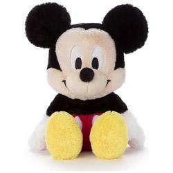 ディズニーキャラクター ふわなで ぬいぐるみM ミッキーマウス