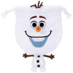 ディズニーキャラクター ぬいぐるみ巾着 アナと雪の女王2 オラフ