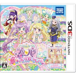 〔中古品〕アイドルタイムプリパラ 夢オールスターライブ! 通常版【3DSゲームソフト】    [ニンテンドー3DS]