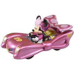 トミカ ミッキーマウスとロードレーサーズMRR-05 ピンク・サンダー ミニーマウス