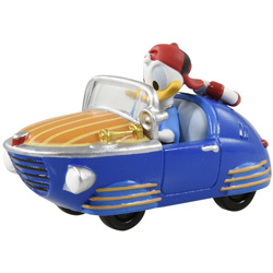 トミカ ミッキーマウスとロードレーサーズMRR-08 ダック・バルケッタ ドナルドダック