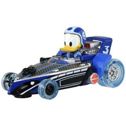 トミカ ミッキーマウスとロードレーサーズ MRR-10 ダック・クルーザー ドナルドダック(スーパーチャージタイプ)