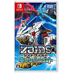 タカラトミー ゾイドワイルド キング オブ ブラスト 【Switchゲームソフト】