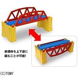 プラレール J-03 小さな鉄橋