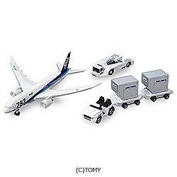 トミカギフト 787エアポートセット(ANA)