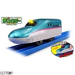プラレール テコロジープラレール TP-02 E5系新幹線「はやぶさ」