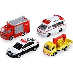 トミカギフトセット 緊急車両セット5