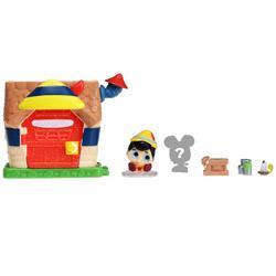 ディズニー ドアラブル ルームドアセット ピノキオ クラフトドア