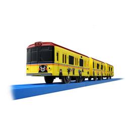 プラレール SC-09 東京メトロ銀座線「くまモンラッピング電車」