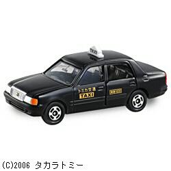トミカ No.051 トヨタ クラウン コンフォートタクシー(サック箱)
