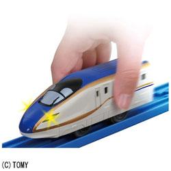 プラレール テコロジープラレール TP-06 E7系北陸新幹線かがやき