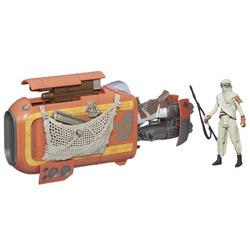 [使用]星球大战部队DX小型车雷调速的觉醒