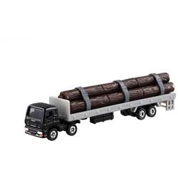 トミカ No.125 いすゞ ギガ 木材運搬車