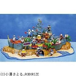 ロボダッチ No.1 ロボダッチ 戦艦島
