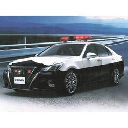 1/24 ザ・モデルカー No.110 トヨタ GRS214 クラウンパトロールカー 交通取締用 '16 プラモデル