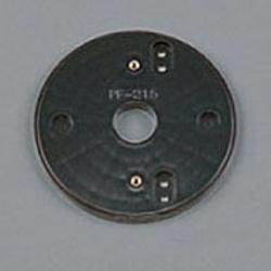 樹脂絶縁台 PF215B 黒