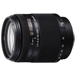 【クリックで詳細表示】DT18-250mm F3.5-6.3 SAL18250 (ソニーAマウント/APS-C)