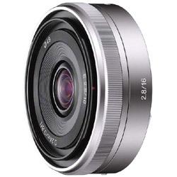 SONY(ソニー) E16mm F2.8 SEL16F28 [ソニーEマウント(APS-C)] 広角レンズ