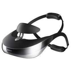 """ヘッドマウントディスプレイ """"Personal 3D Viewer"""" HMZ-T3W(ワイヤレス対応)"""