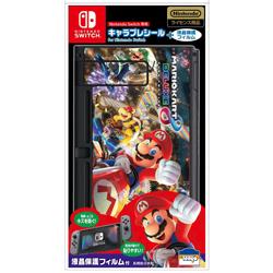 キャラプレシール for Nintendo Switch / マリオカート8 NNC-SSW-01 NNC-SSW-01