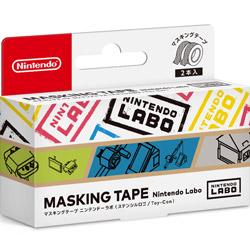 【在庫限り】 マスキングテープ Nintendo Labo(ステンシルロゴ/Toy-Con) [Switch] [NSL-0014]