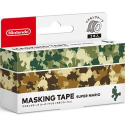 マスキングテープ スーパーマリオ(カモフラージュ) [Switch] [NSL-0015]