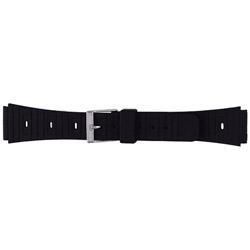 時計バンド B-X ウレタン(18-15mm・黒) BG060AP