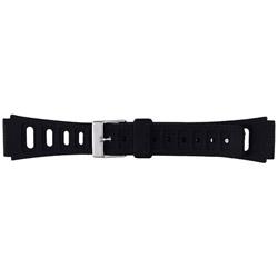 時計バンド B-X ウレタン(18-15mm・黒) BG062AP