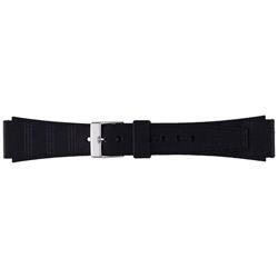 時計バンド B-X ウレタン(18-15mm・黒) BG090AP