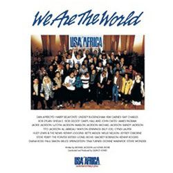 We Are The World 【DVD】
