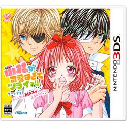 【在庫限り】 小林が可愛すぎてツライっ!! ゲームでもキュン萌えMAXが止まらないっ 【3DSゲームソフト】