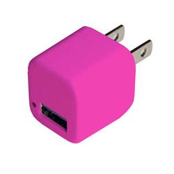 AC充電器 USB1P 1A MG AJ544