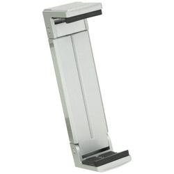 タブレット/iPad対応[固定幅123〜210mm 厚み22mm以内] 三脚用タブレットホルダー「Luvipod(ラビポッド)」 TH1(シルバー)