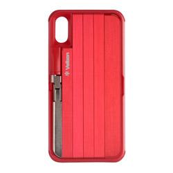 QYCS-V102(RED) i Phone X対応