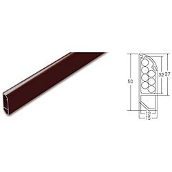 幅木モール(1m) ブラウン HLA-HM-BR
