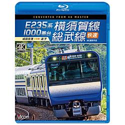 E235系1000番台 横須賀線・総武線快速 4K撮影作品 成田空港〜逗子
