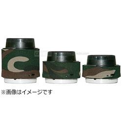 LensCoat(レンズコート) ニッコール テレコンバーター用3枚セット(ウッドランドカモ) LCNEXIIFG