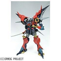 スーパーロボット大戦OG ORIGINAL GENERATIONS 1/144 ダイゼンガー