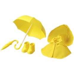 キューポッシュえくすとら 雨の日セット(黄)【再販】