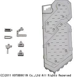 M.S.G モデリングサポートグッズ ウェポンユニット MW-10 シールド